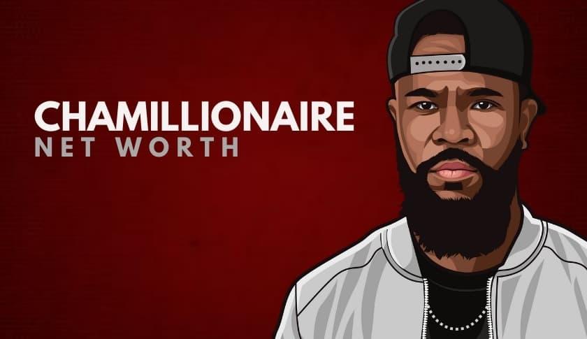 Chamillionaire Net Worth