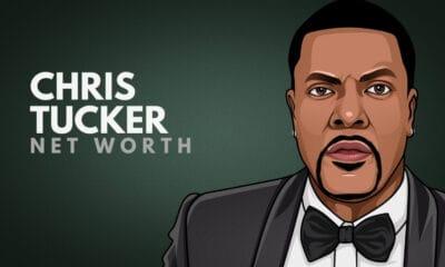 Chris Tucker's Net Worth