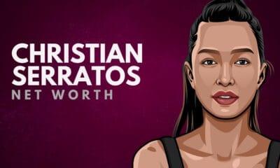 Christian Serratos' Net Worth