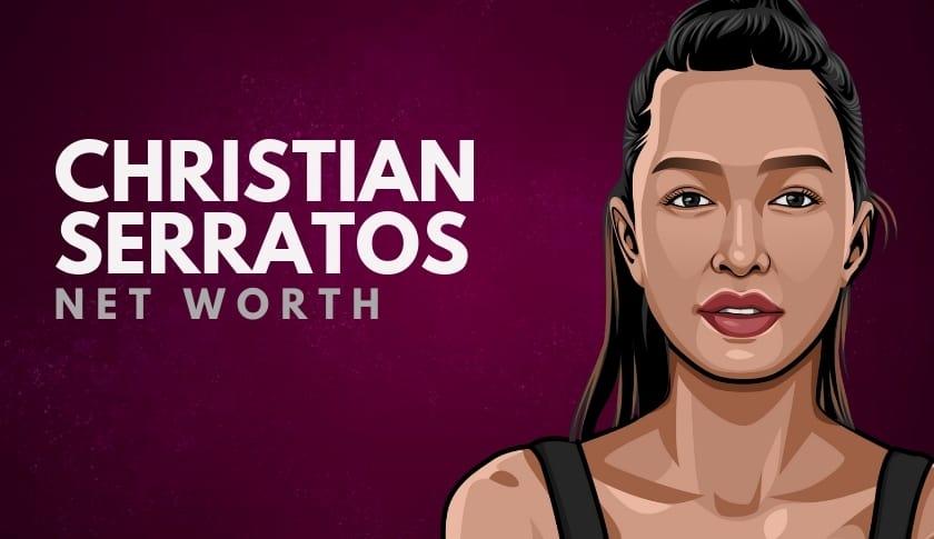 Christian Serratos Net Worth