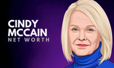 Cindy McCain Net Worth