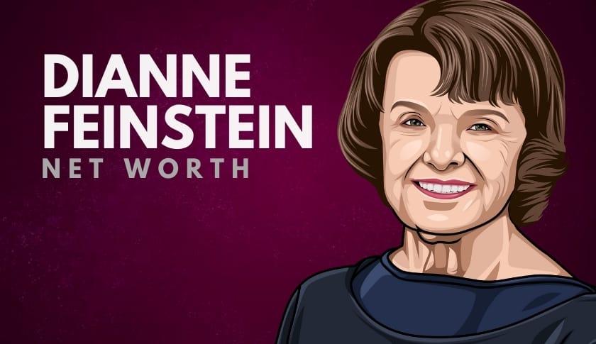 Dianne Feinstein Net Worth