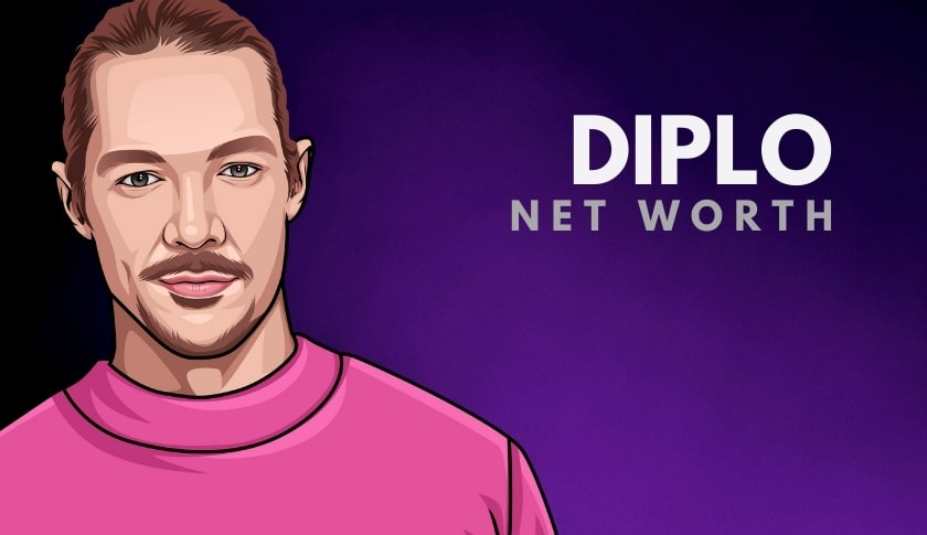 Diplo Net Worth