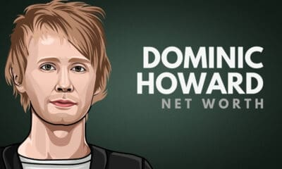 Dominic Howard Net Worth