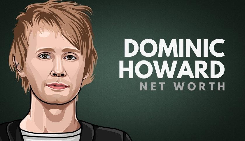 Dominic Howard Net Worth