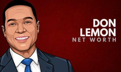 Don Lemon's Net Worth