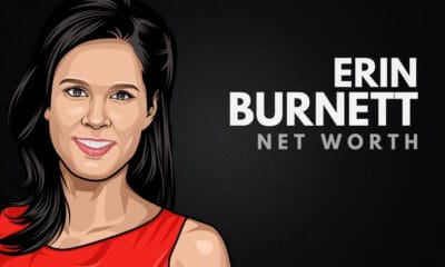 Erin Burnett's Net Worth