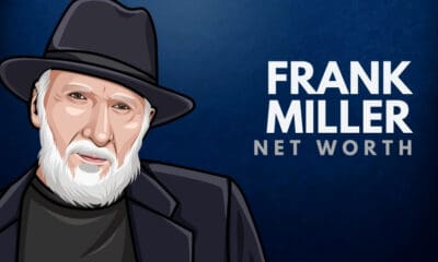 Frank Miller's Net Worth