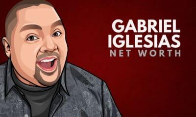 Gabriel Iglesias' Net Worth
