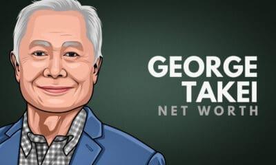 George Takei's Net Worth