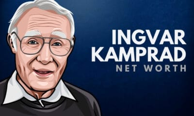 Ingvar Kamprad's Net Worth