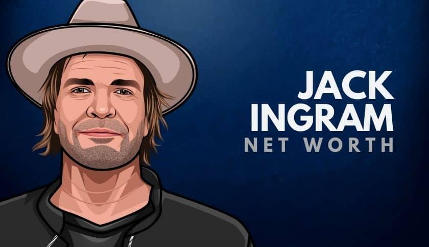 Jack Ingram Net Worth