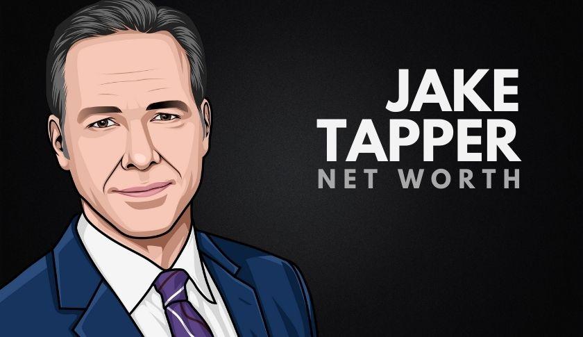 Jake Tapper Net Worth
