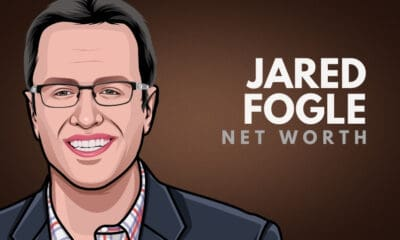 Jared Fogle's Net Worth