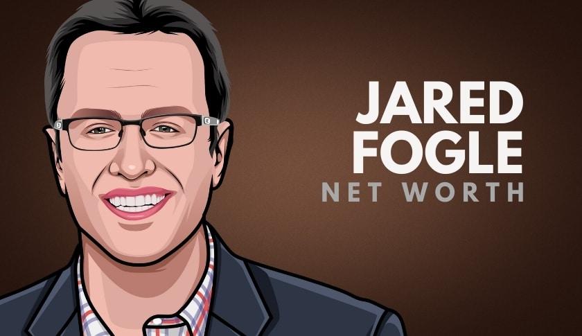 Jared Fogle Net Worth