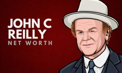 John C Reilly's Net Worth