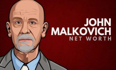 John Malkovich's Net Worth
