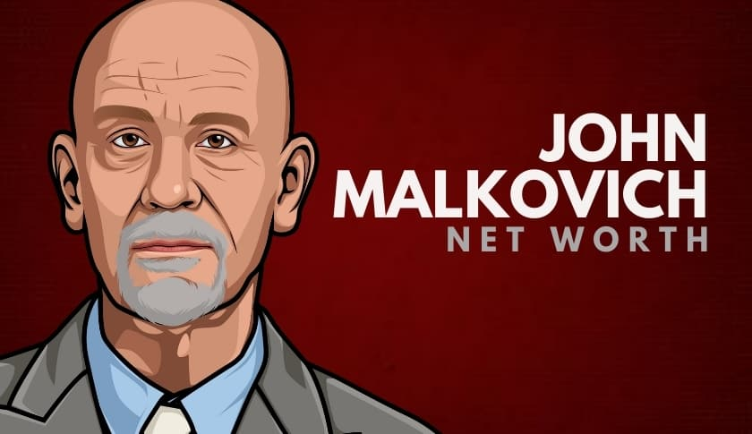 John Malkovich Net Worth