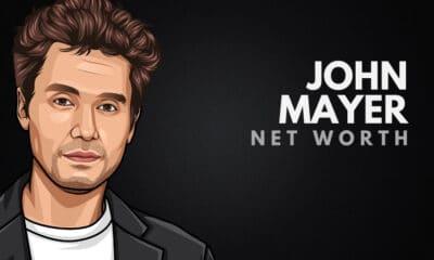 John Mayer's Net Worth
