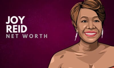 Joy Reid's Net Worth