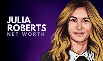 Julia Roberts' Net Worth