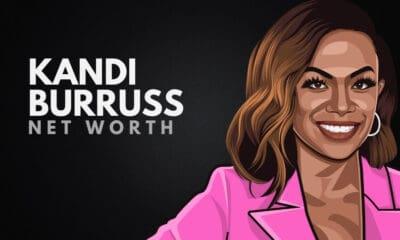 Kandi Burruss' Net Worth