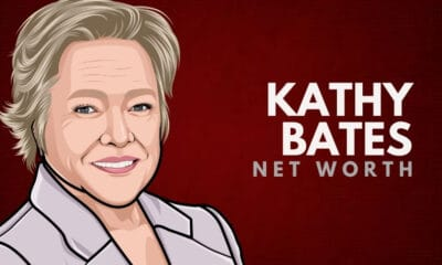 Kathy Bates' Net Worth