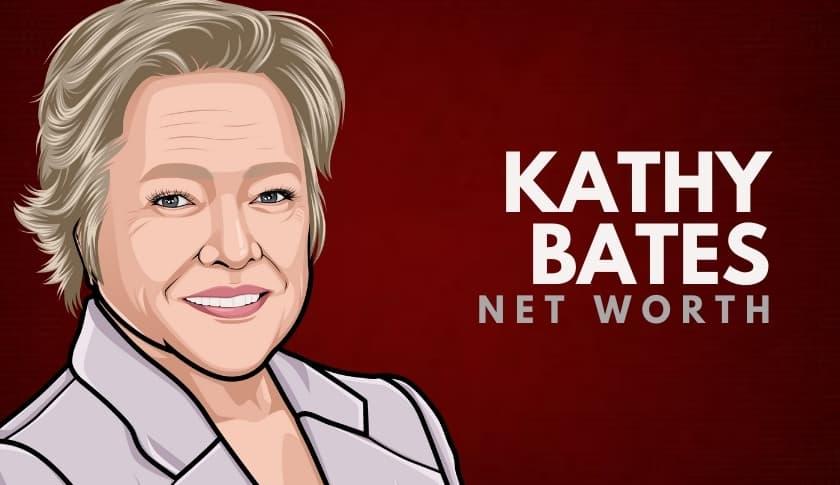 Kathy Bates Net Worth