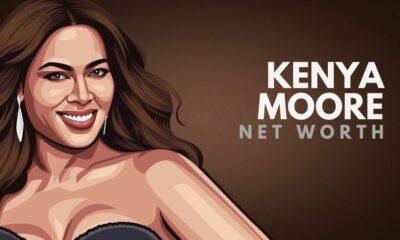 Kenya Moore's Net Worth