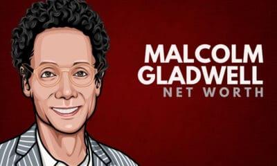 Malcolm Gladwell's Net Worth
