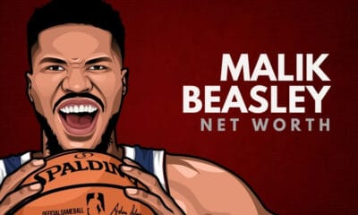 Malik Beasley's Net Worth