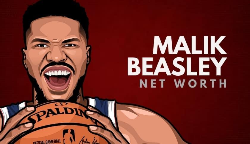 Malik Beasley Net Worth