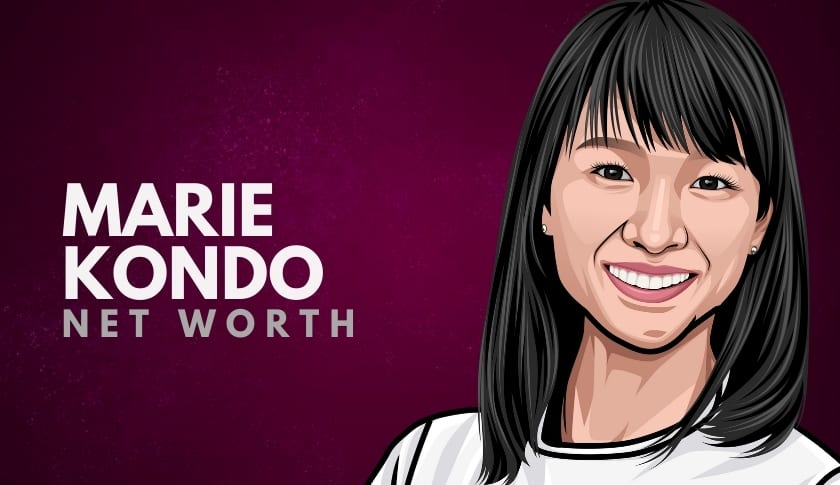 Marie Kondo Net Worth