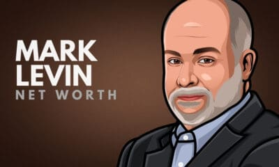 Mark Levin Net Worth