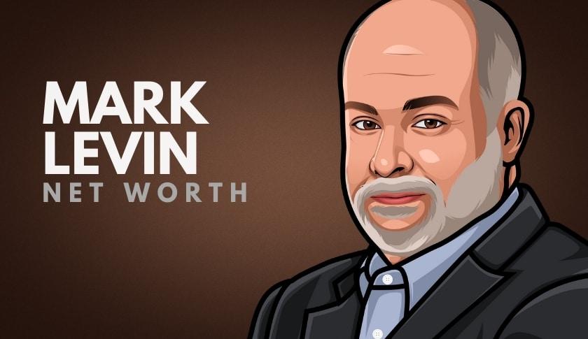 Mark Levin Net Worth