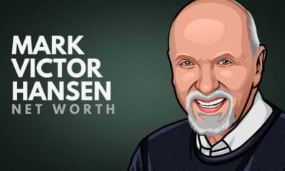 Mark Victor Hansen Net Worth