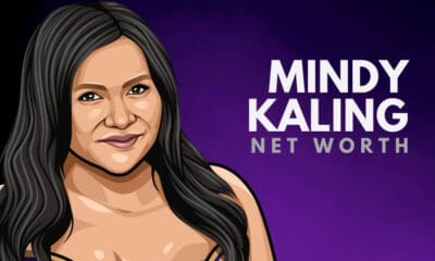 Mindy Kaling's Net Worth
