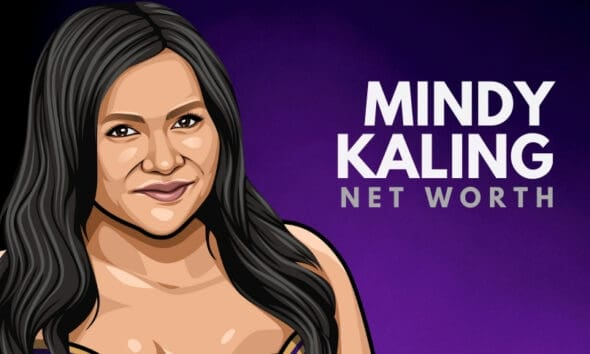 Mindy Kaling Net Worth