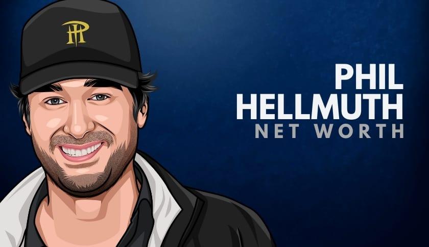Phil Hellmuth Net Worth