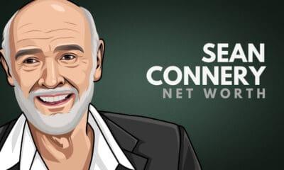 Sean Connery Net Worth