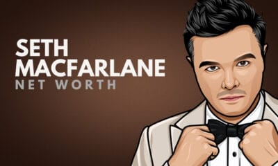 Seth MacFarlane's Net Worth