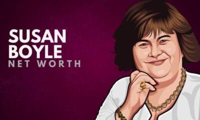 Susan Boyle's Net Worth