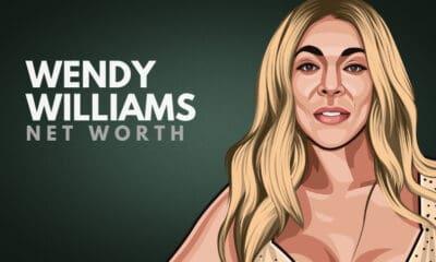 Wendy Williams' Net Worth