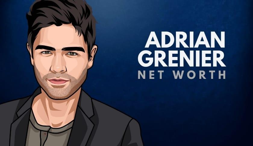 Adrian Grenier Net Worth