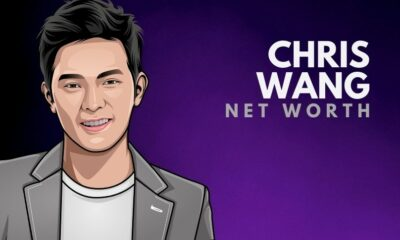 Chris Wang's Net Worth