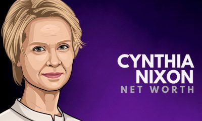 Cynthia Nixon's Net Worth
