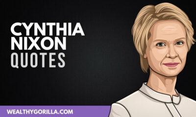 Cynthia Nixon Quotes