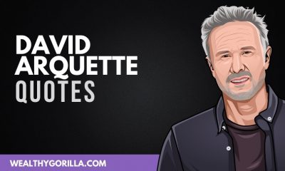 50 David Arquette Quotes About Acting, Life & Hard Work