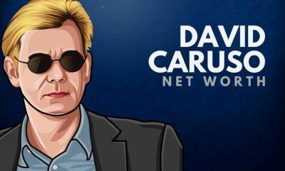 David Caruso's Net Worth