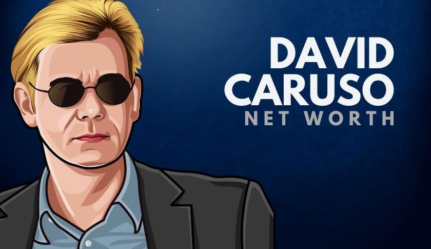 David Caruso Net Worth